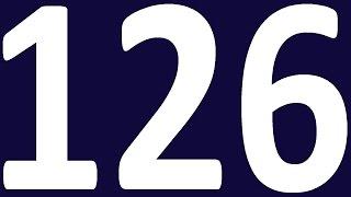 НЕПРАВИЛЬНЫЕ ГЛАГОЛЫ АНГЛИЙСКОГО ЯЗЫКА УРОК 126 АНГЛИЙСКИЙ ЯЗЫК Уроки английского языка