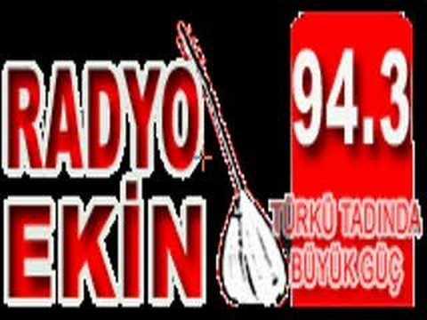 94.3 ekin radyo dinledinizmi DURSUN BEDİRHAN
