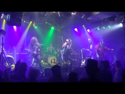 The Remedy Halloween 2013 Footage - Live at River Rooms, Stourbridge