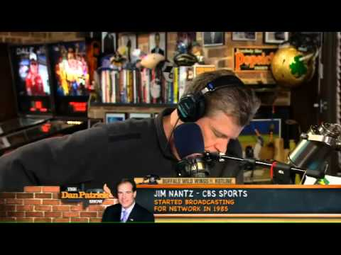 Jim Nantz on The Dan Patrick Show 4.02.12