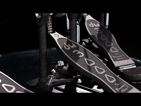 dw 3000 Series Bass Drum Pedal Features