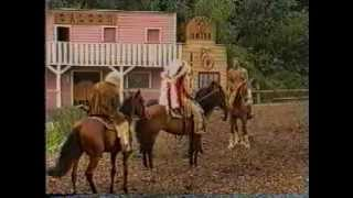 Karl May Spiele Gföhl 1996 Winnetou u Old Surehand, Der Fluch der Black Hills
