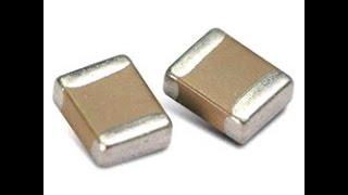 Componenentes SMD identificacion circuito impreso