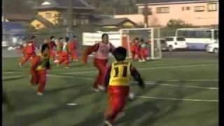 NHKスポーツ教室『フットサル』1