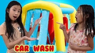 Pretend Play Free Extreme Car Wash Gone Wrong