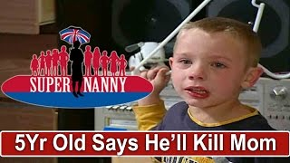 Preschooler Threatens To Kill Mom Over Popsicle | Supernanny