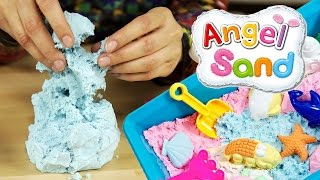 Angel Sand - Magiczny Piasek - Play Pack Donerland