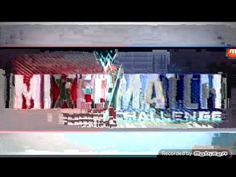 Download WWE Mixed Match Challenge . Asuka & Miz vs Strowman & Bliss