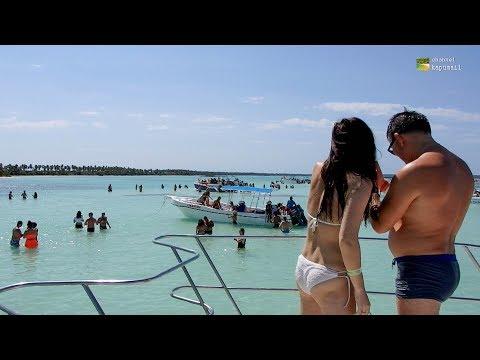 Saona Island Natural Pool Dominican Republic March 2018