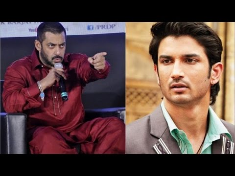 Thumbnail: Salman Khan Asks Who Is Sushant Singh Rajput?