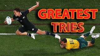 Cover images All Time Greatest RUGBY Tries HD