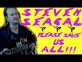 Steven Seagal in Please Save Us All (OFFICIAL TRAILER)