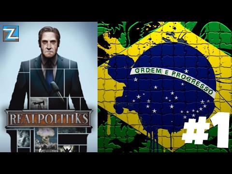 🌎 Realpolitiks - 🇦🇨 BRASIL! [1]  pt-br / gameplay