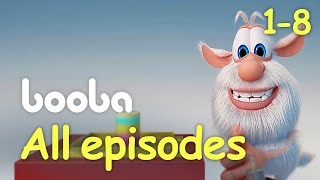 (Bölüm 1) komik karikatürler буба KEDOO Animasyonlar 4 çocuk Booba Animasyonlu şort derleme
