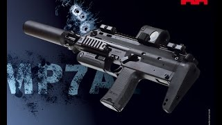 Future Weapons MP7A1 Episode
