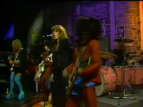 New York Dolls - Looking for a kiss live Musik Laden 1973