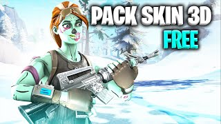[FREE] PACK GFX RENDERS 3D FORTNITE ! (PC)