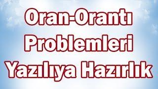 ORAN-ORANTI PROBLEMLERİ (Yazılıya Hazırlık) | 7. Sınıf Matematik (CANLI)