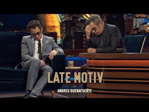 LATE MOTIV - Berto Romero. Corrreos | #LateMotiv647