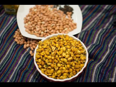 Masala Peanuts / Congress Kadalekai | popular Snack from Bangalore-Mysore region