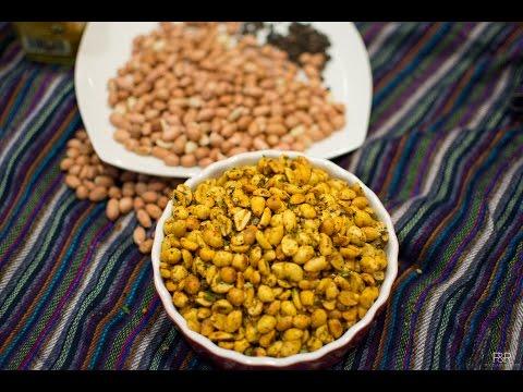Masala Peanuts / Congress Kadalekai | popular Snack from Bangalore-Mysore region
