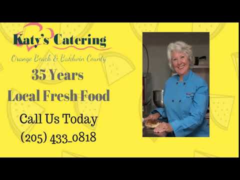 Katy's Catering Beach Weddings | Orange Beach, AL | Gulf Shores, AL