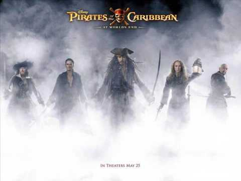 "Pirates of the Caribbean: At World&39;s End OST ""Up Is Down"""