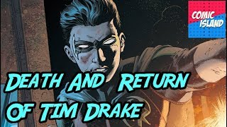 In this video, joey goes over the events leading to Tim Drake's sup...