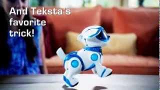 Интерактивная собака Teksta Robotic Puppy купить