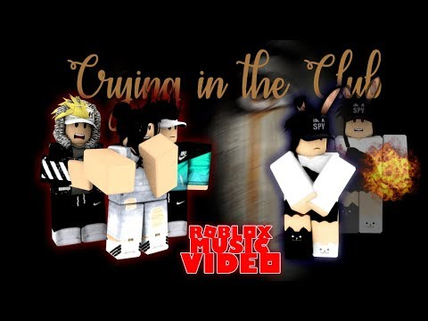 Crying in the Club Camila Cabello | ROBLOX Music Video