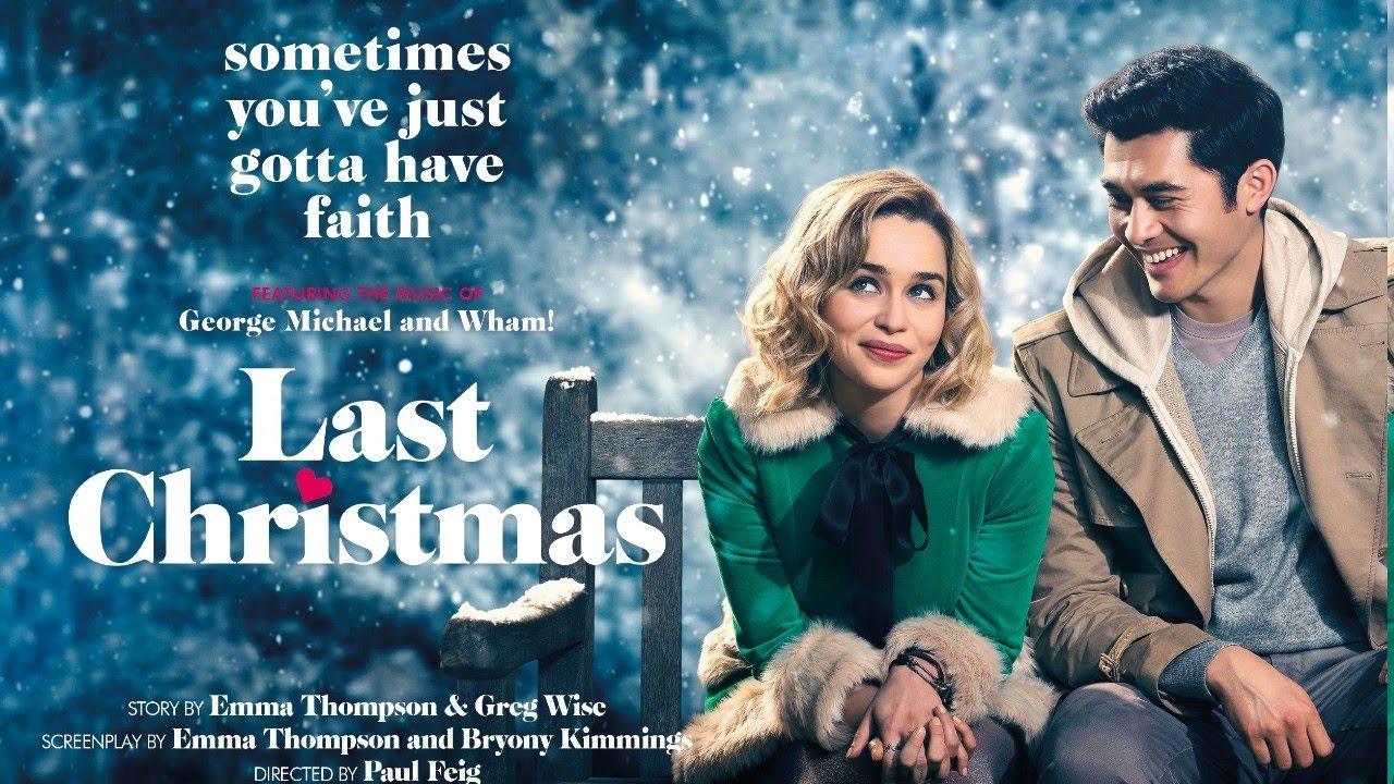 Last Christmas Film Review - Paul Feig & Emma Thompson Dream