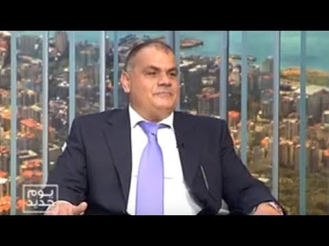 Interview with Dr. Najib Gerges, chairperson of the Civil Engineering department on OTV