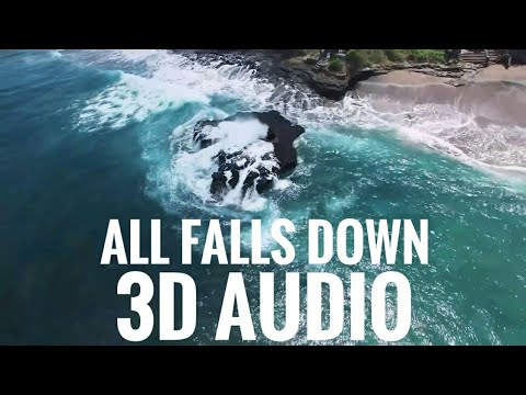 Alan Walker-All Falls Down 3D   USE HEADPHONES #AlanWalker #AFD