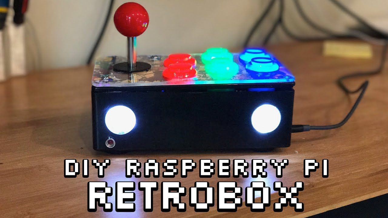 7 Fantastic RetroPie Game Stations You Can Build This Weekend
