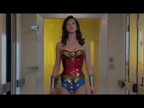 Wonder Woman - Movie Trailer (Adrianne Palicki)