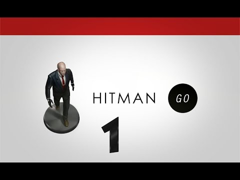 Hitman GO: Definitive Edition - #1, Let's Be Sneaky! |