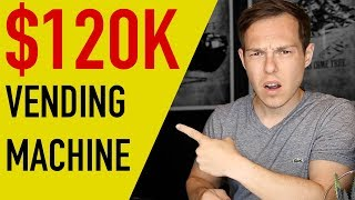 Making $120,000 from a Vending Machine Business | The Graham Stephan Show