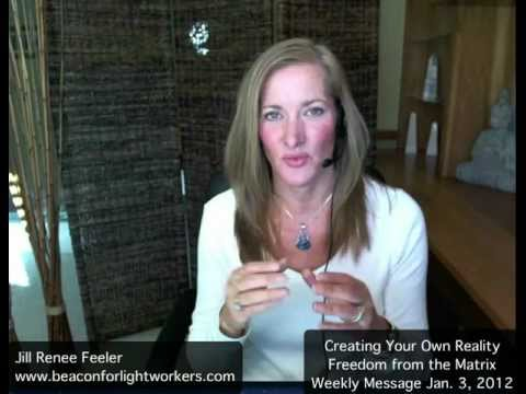Creating Your Own Reality_Freedom From the Matrix - YouTube