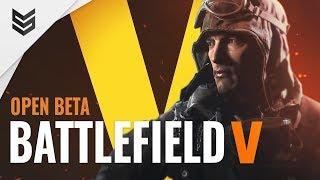 BATTLEFIELD V - Бета в лучшем качестве (BF5, 2K)