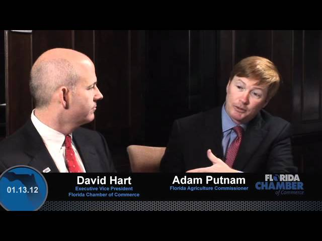 The Florida Chamber's Bottom Line - January 13, 2012
