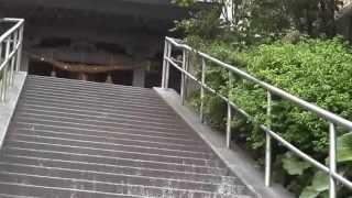 甘縄神明神社ー710年行基が創建した鎌倉で一番古い神社で、長谷の鎮守である