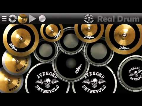 Avenged Sevenfold - Gunslinger ( Real Drum Cover )