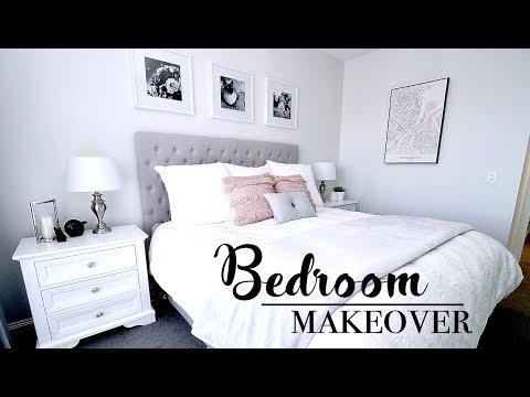 MASTER BEDROOM MAKEOVER!