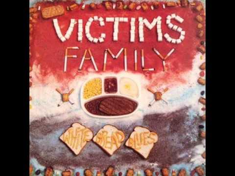 Victims Family - White Bread Blues [1990, FULL ALBUM]