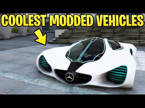 The Coolest Modded Vehicles that Rockstar Should TOTALLY Add to GTA Online