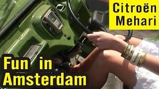 Mehari FUN in Amsterdam Citroen Mehari 2CV