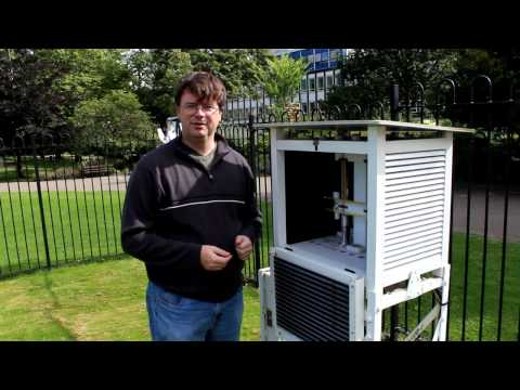 130 Years of Weston Park Weather Station