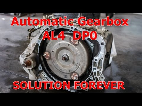 AL4 DP0 Gearbox problems solve and fix foreverPeugeot Renault