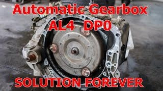AL4 DP0 Gearbox problems solve and fix forever.Peugeot Renault Citroen