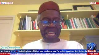 Jotaayu Poesie Mouride   L'intervention du Pr. Souleymane Bachir Diagne